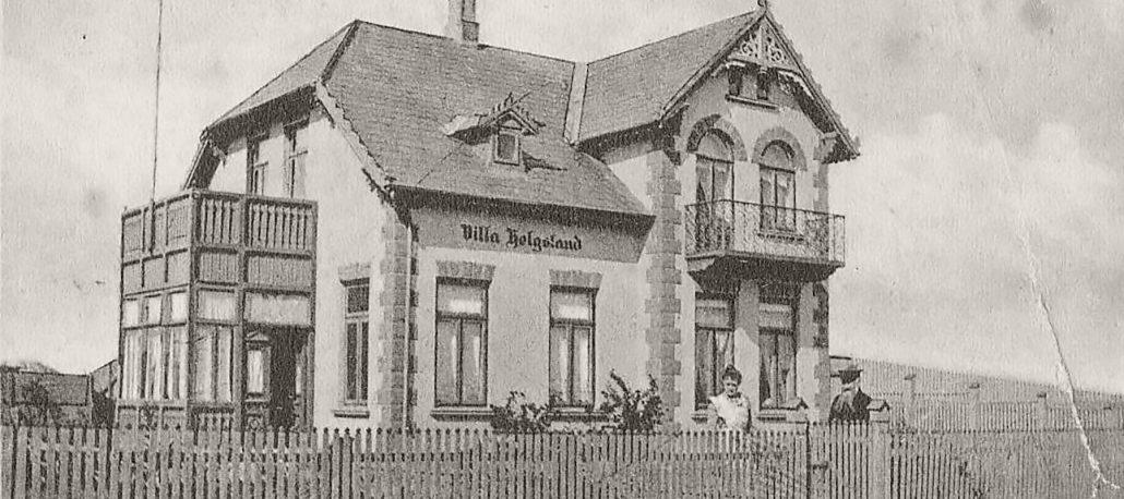 Villa Helgoland Amrum geschichte der villa helgoland villa helgoland auf amrum